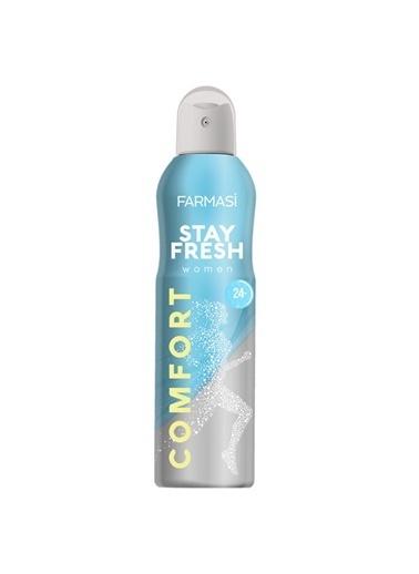 Farmasi Stay Fresh Comfort Deodorant Kadın-150Ml Renksiz